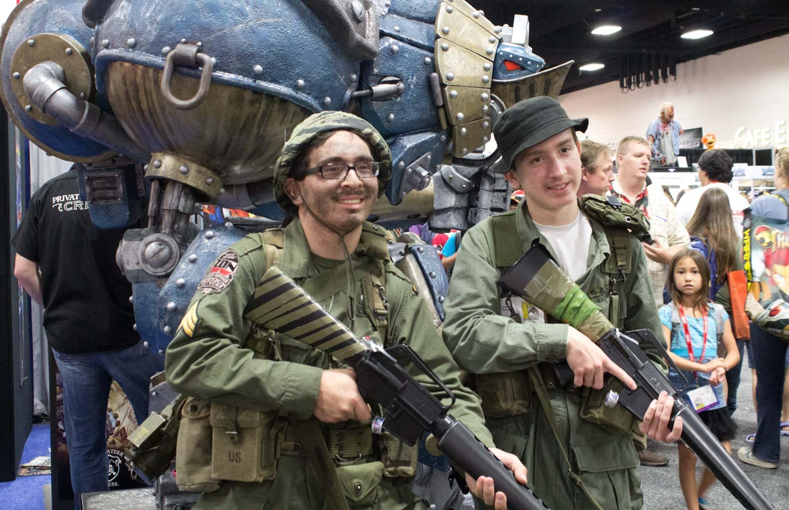 Comic-Con, San Diego, California, USA