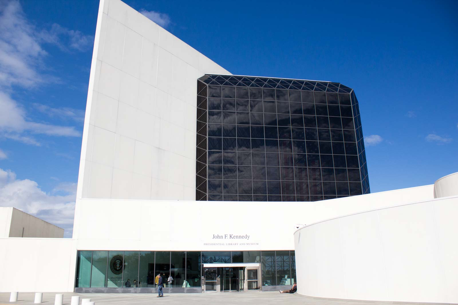 JFK Presidential Library and Museum Boston, USA