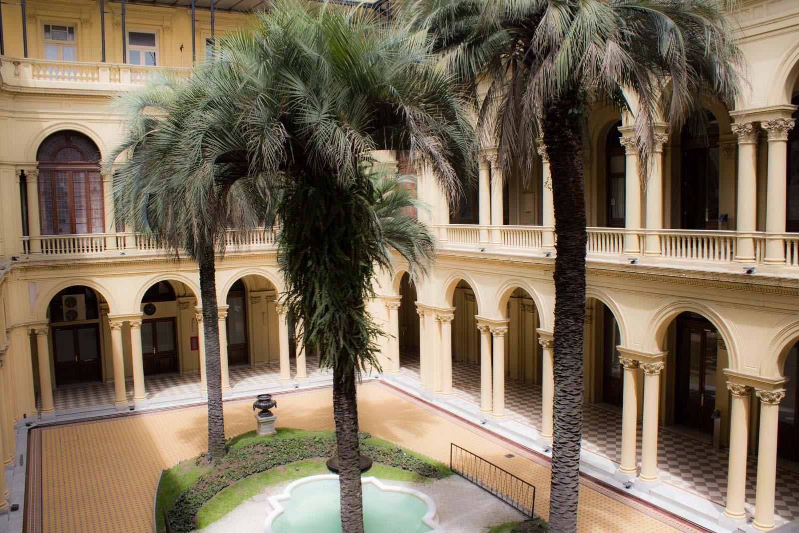 Casa Rosada, Presidential Palace, Buenos Aires, Argentina