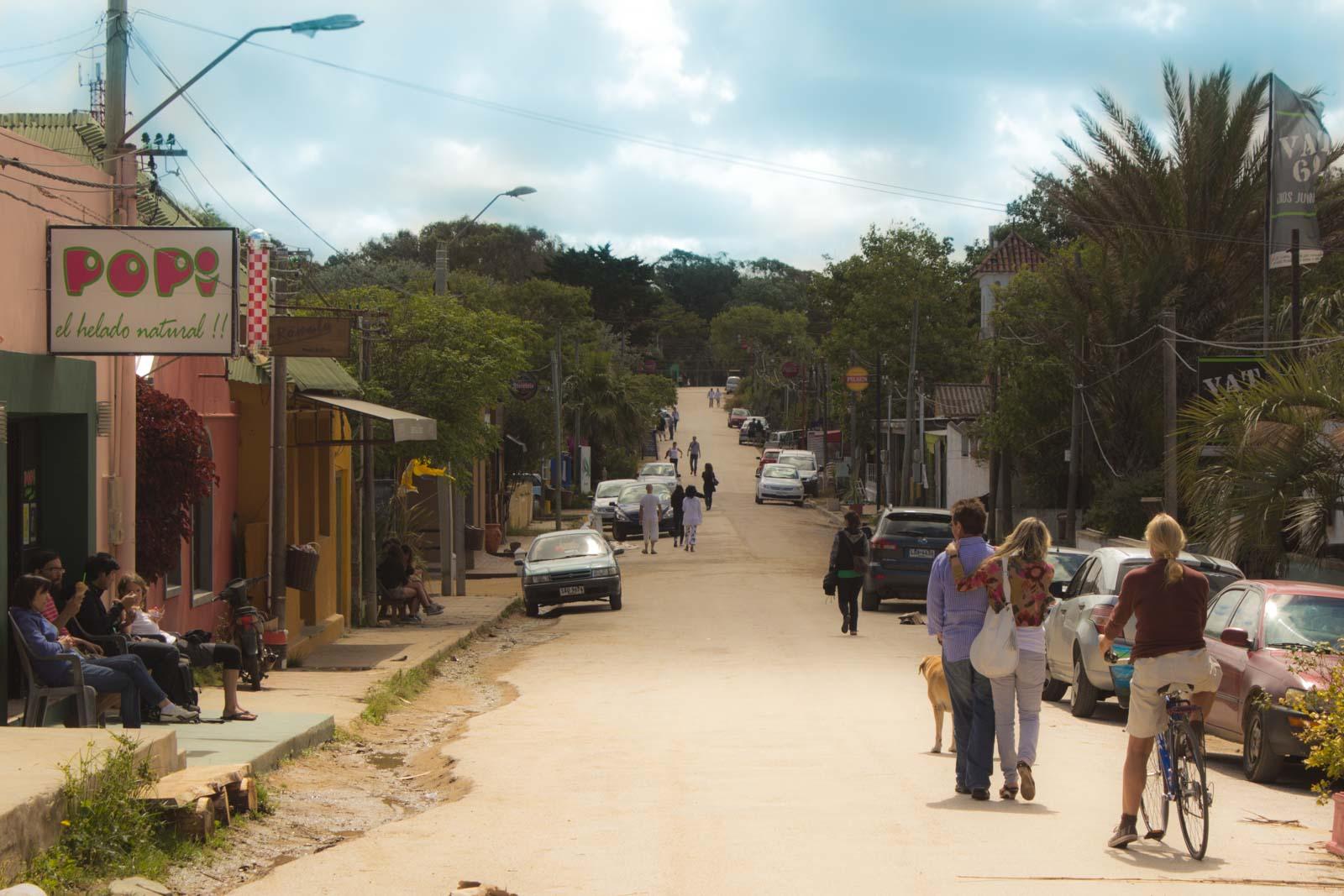 Uruguay beaches from Punta Del Este