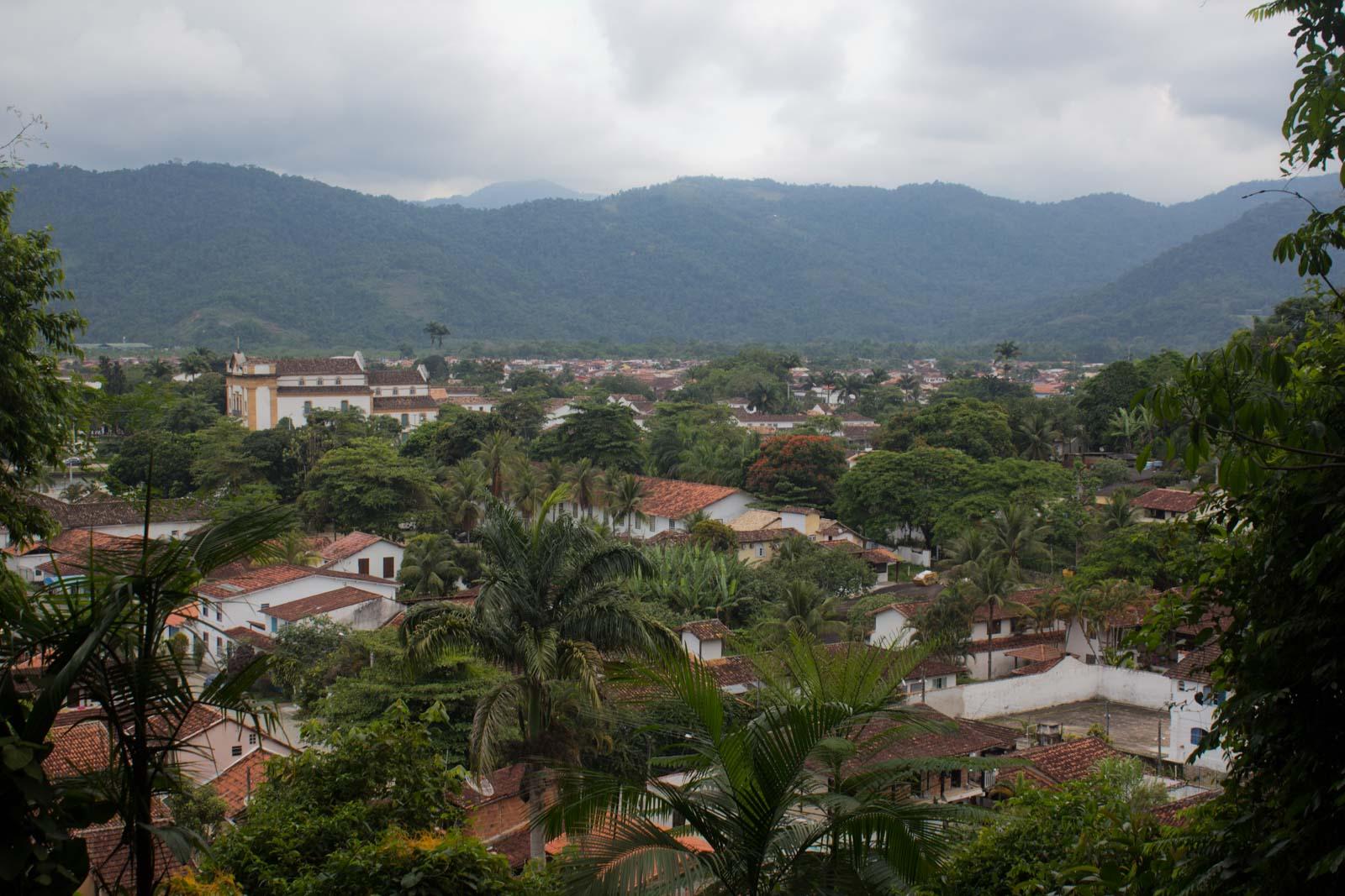 Visiting Paraty, Brazil