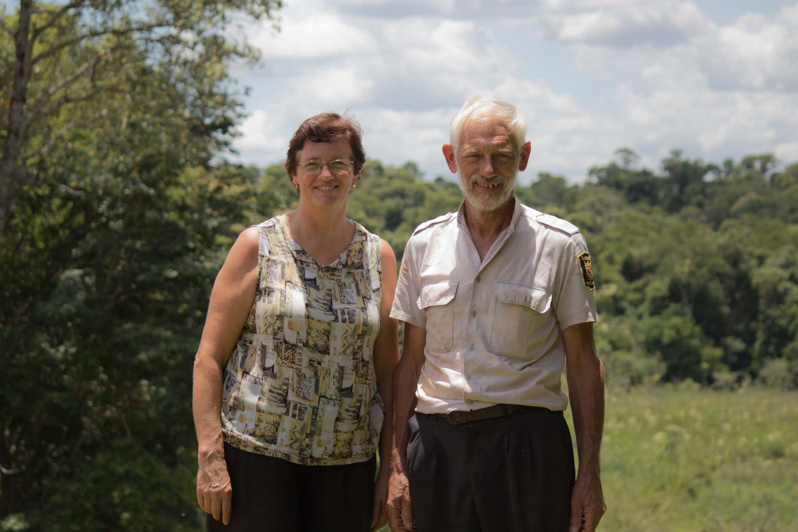 Pro Cosara conservation project in Paraguay, Atlantic Forest
