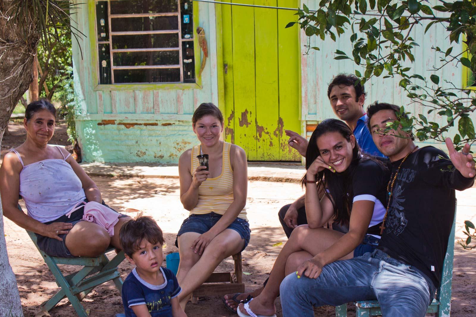 Nueva Australia (New Australia) in Paraguay