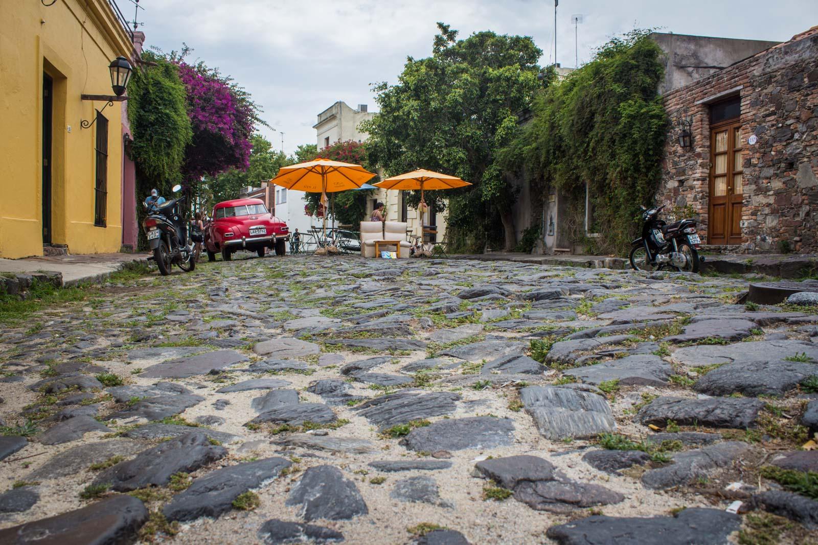 Colonia Del Sacramento, World Heritage Site, Uruguay