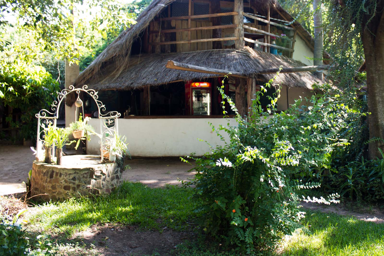 granja el roble concepcion, paraguay, places to stay in concepcion, ecotourism in paraguay