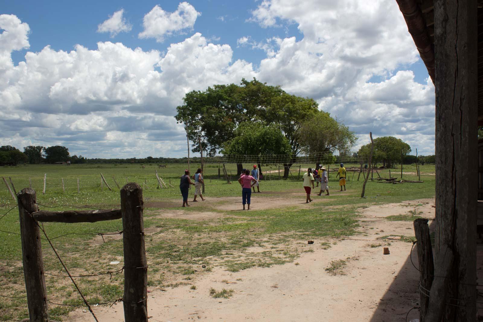 paraguay indigenous native tribes survival international near concepcion