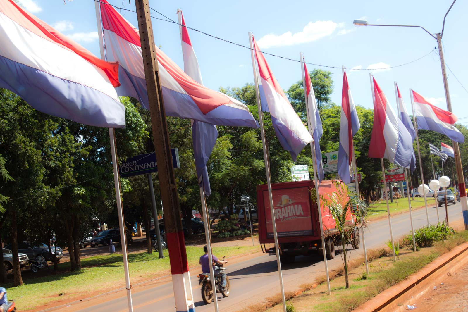 travelling in paraguay