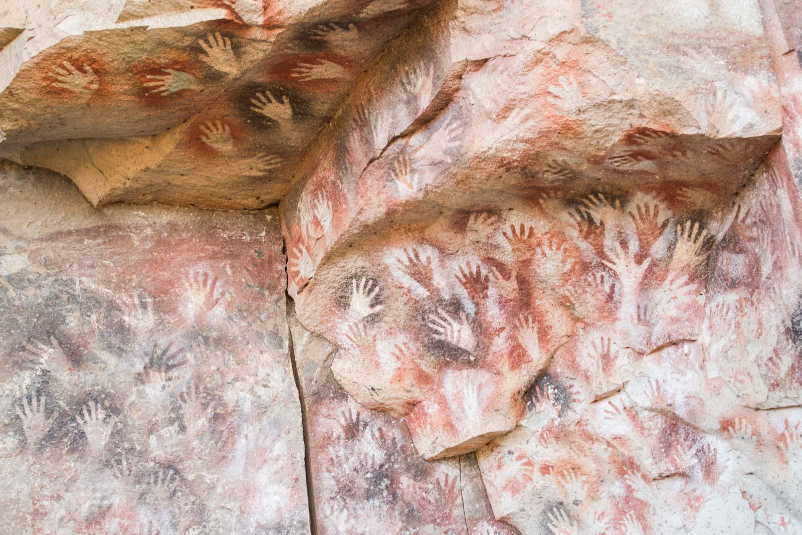 Cave of Hands, Cueva de los Manos, Patagonia, Argentina