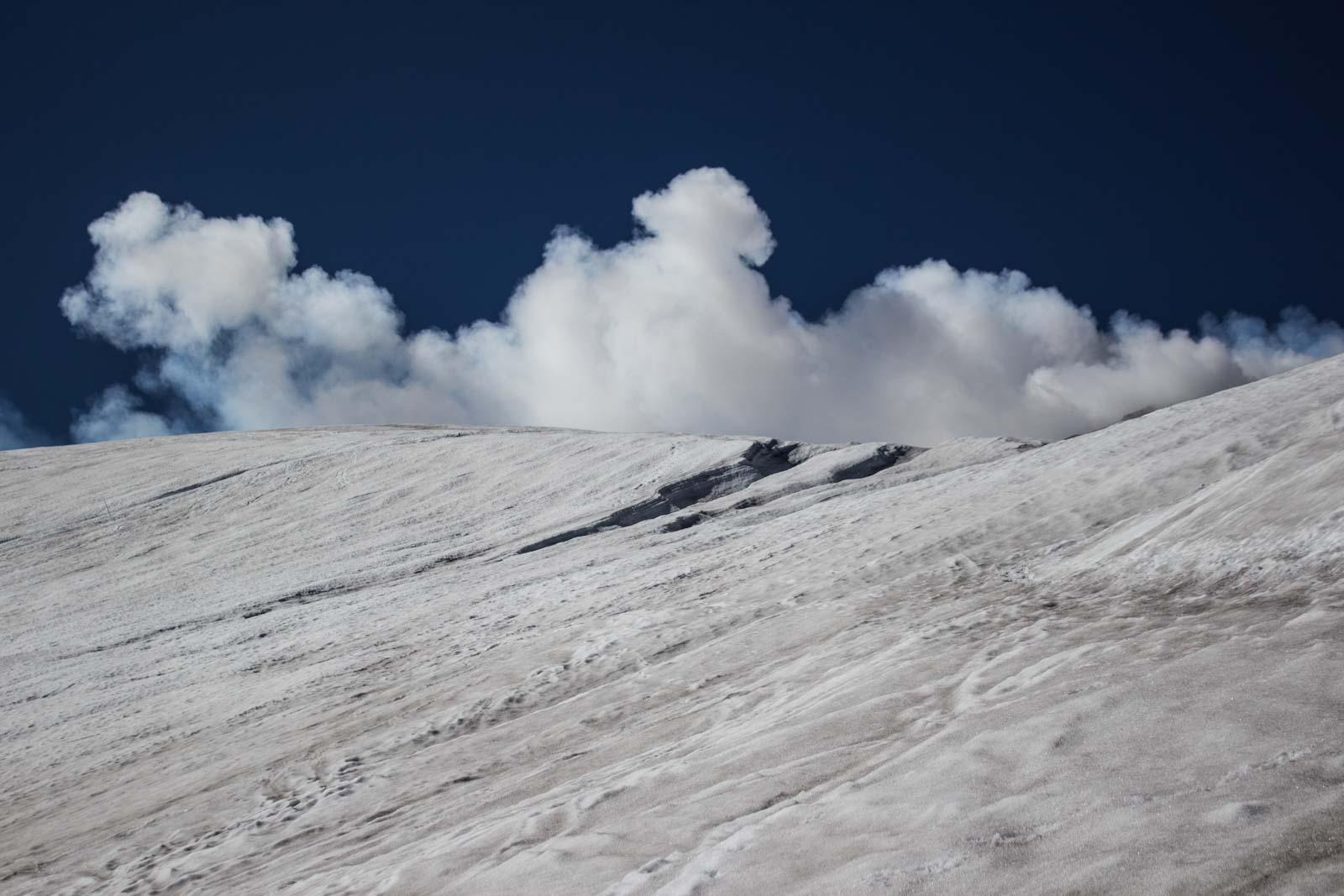 Climbing Villaricca Volcano, Pucon, Chile
