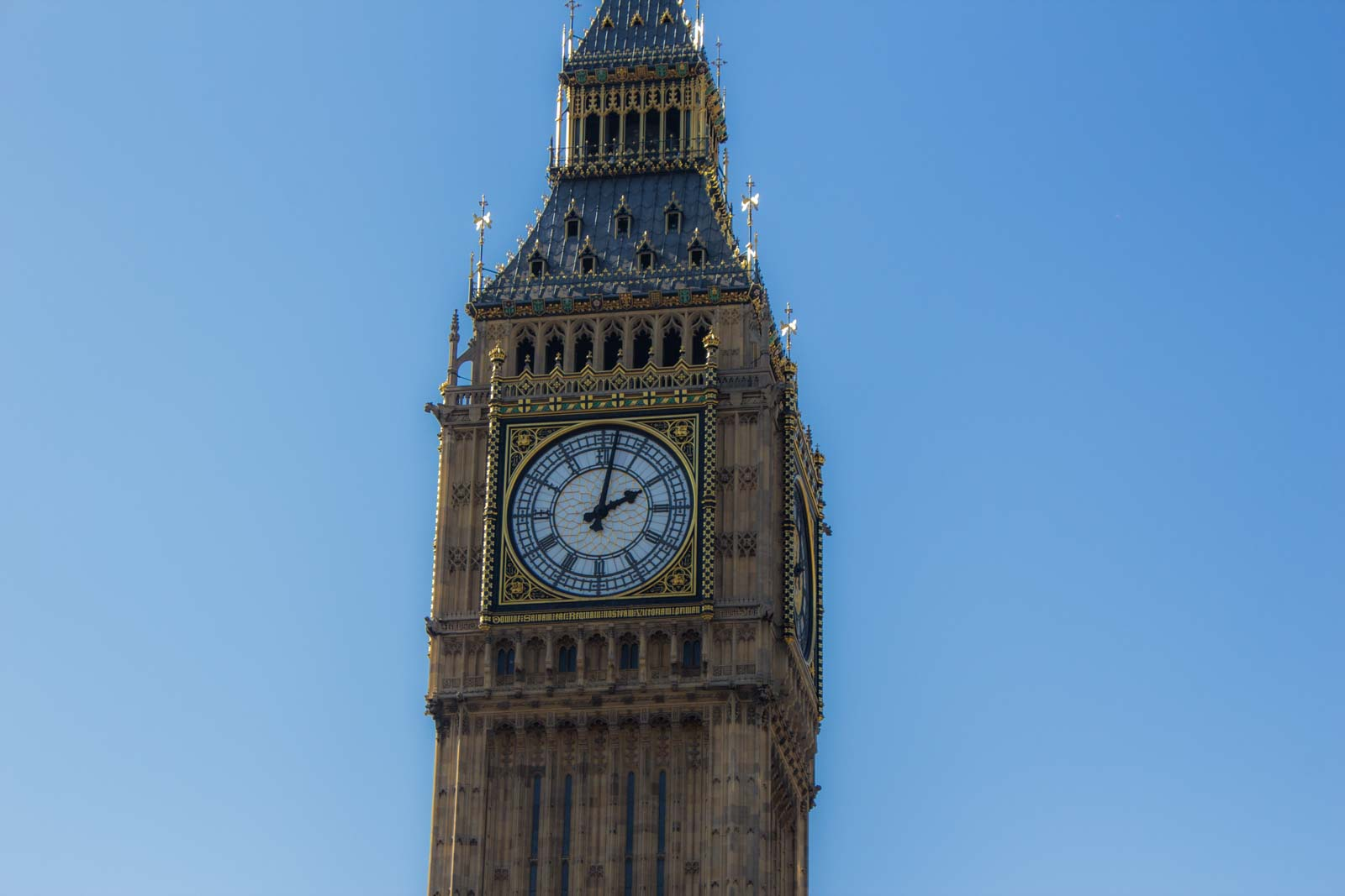 Big Ben name change, Westminster, London