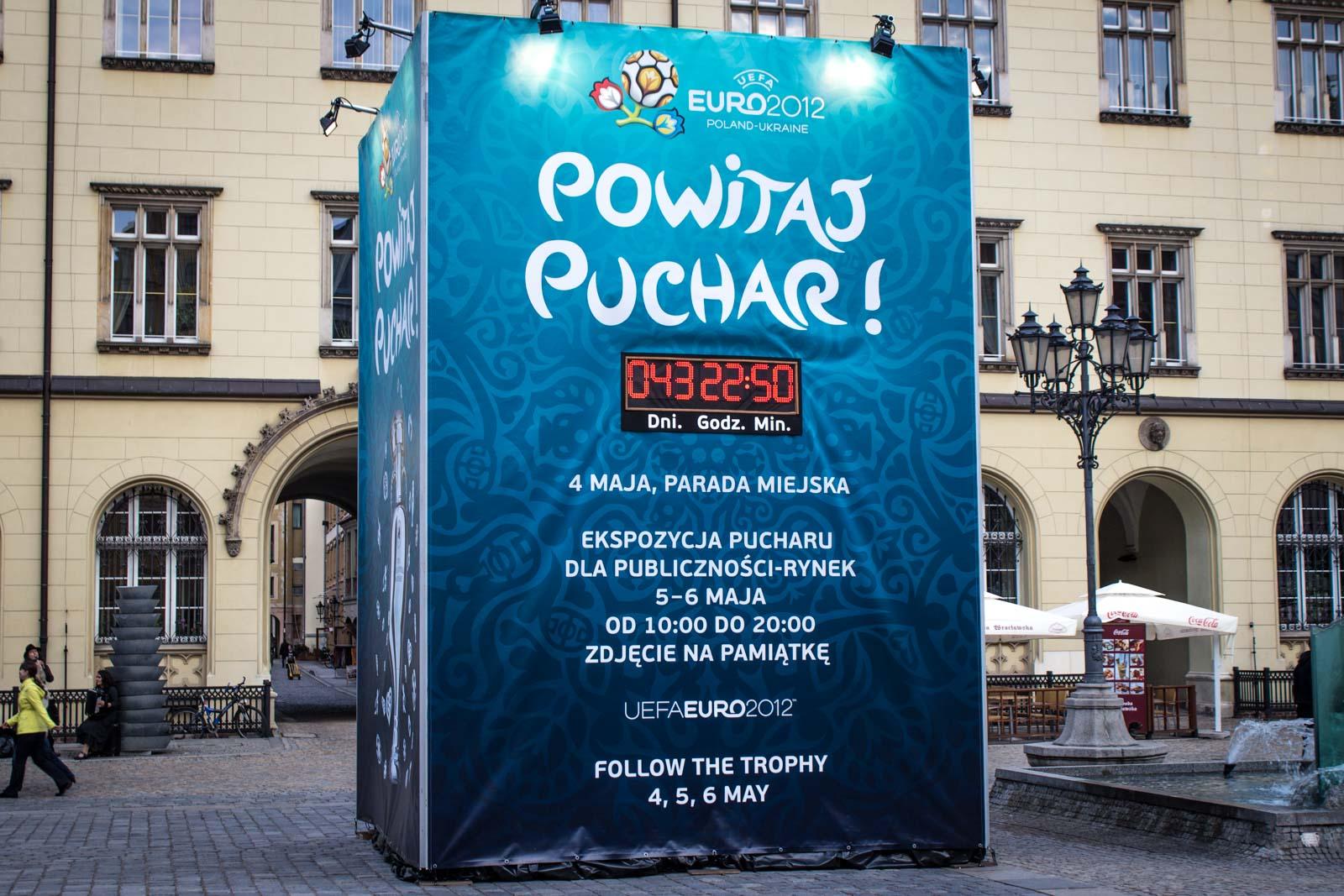 Poland Euro 2012 Wroclaw