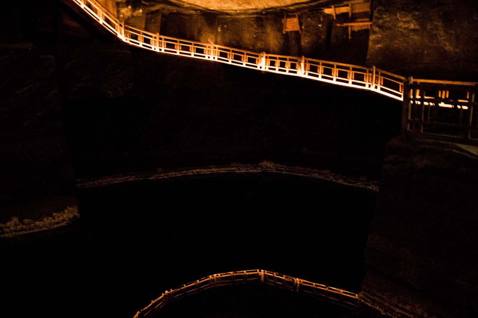 Wieliczka Salt Mine, near Krakow, Poland