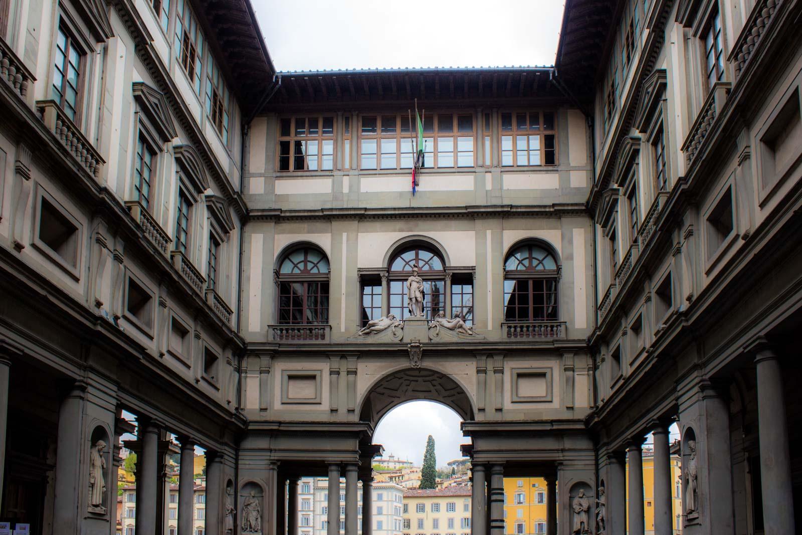 Uffizi Venus de' Medici