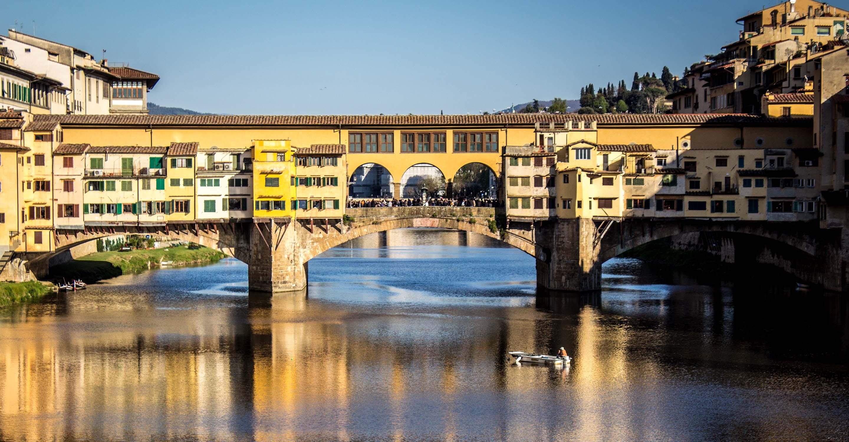 Resultado de imagen de ponte vecchio