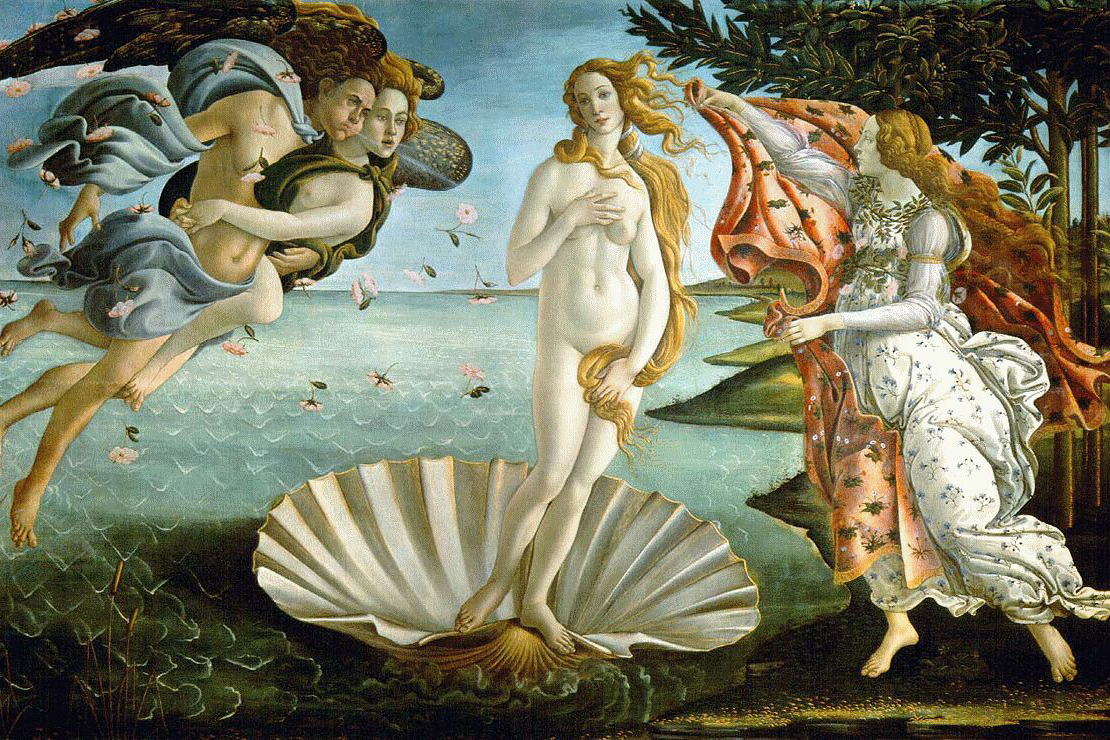uffizi, venus de' medicic, florence, art, most popular artwork in florence, italy (1)