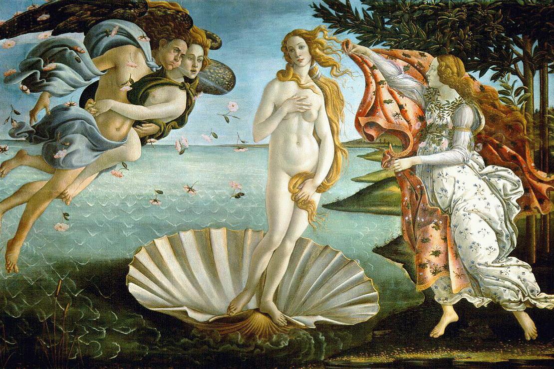 uffizi, venus de' medicic, florence, art, most popular artwork in florence, italy (1)