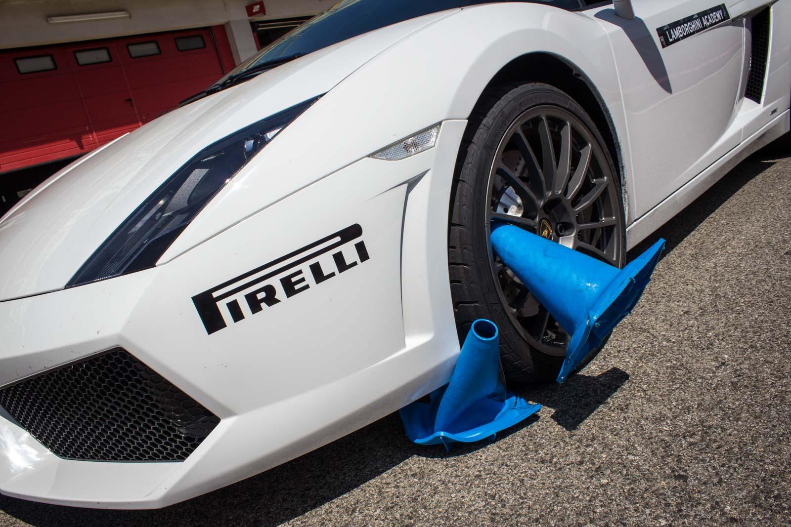 Test drive a Lamborghini, The Lamborghini Academy, Imola Racetrack, Italy