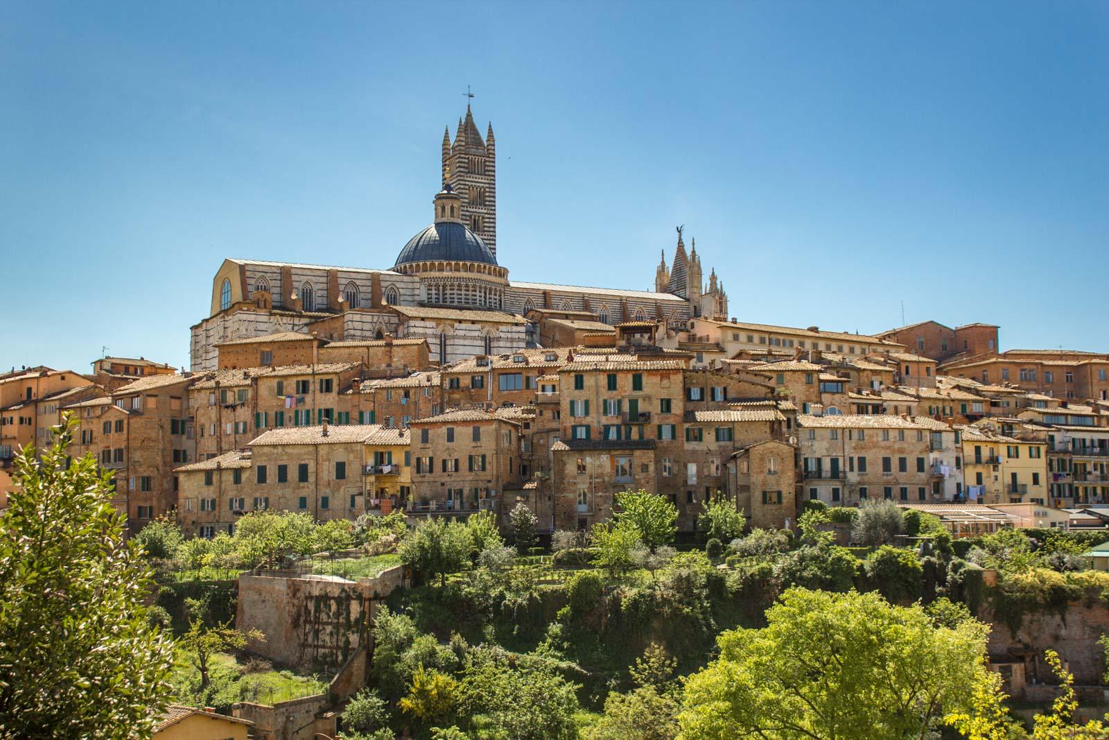 Il Palio, Siena horse race, siena, tuscany, italy