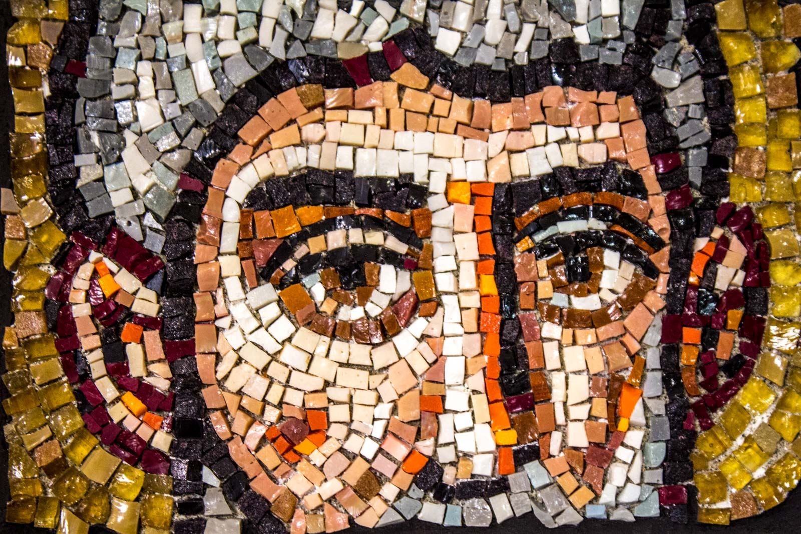 ravenna mosaics, mosaic art, koko mosaico, luca barberini