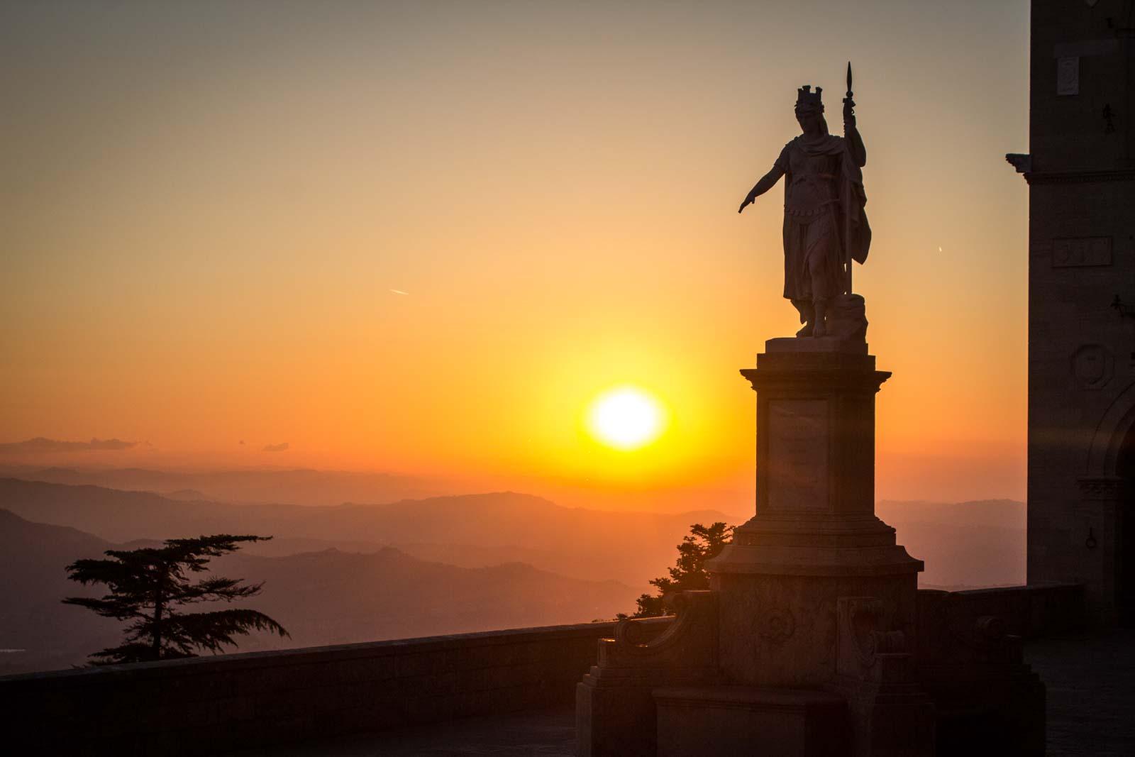 Visiting San Marino City