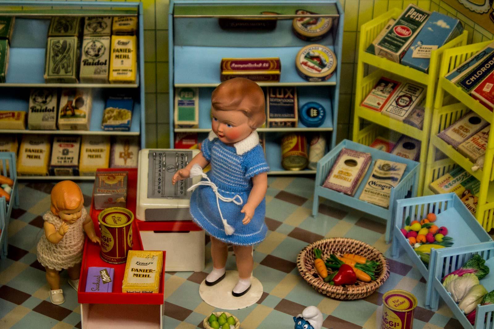 Zurich Toy Museum, Switzerland