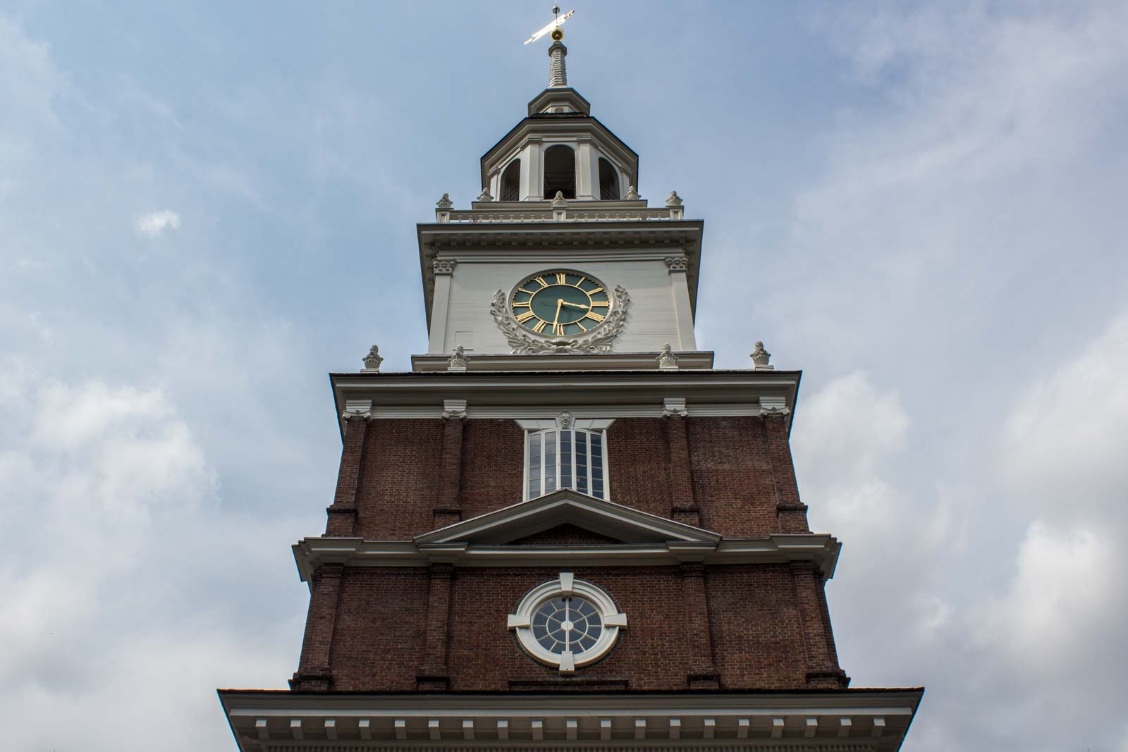 Independence Hall and Liberty Bell, Philadelphia, USA