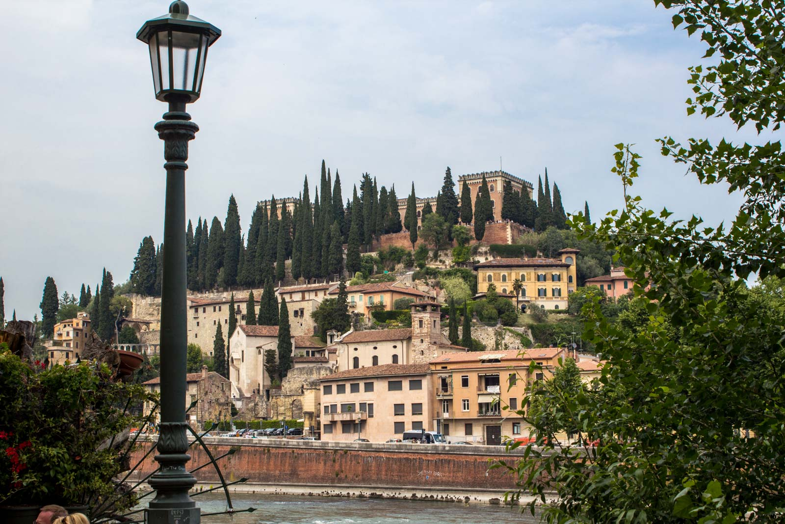 World Heritage Site of Verona, Italy