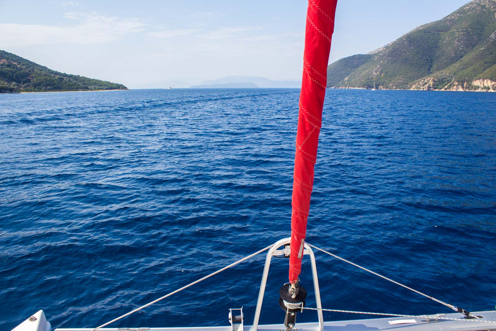 Sailing Greek Islands Tour