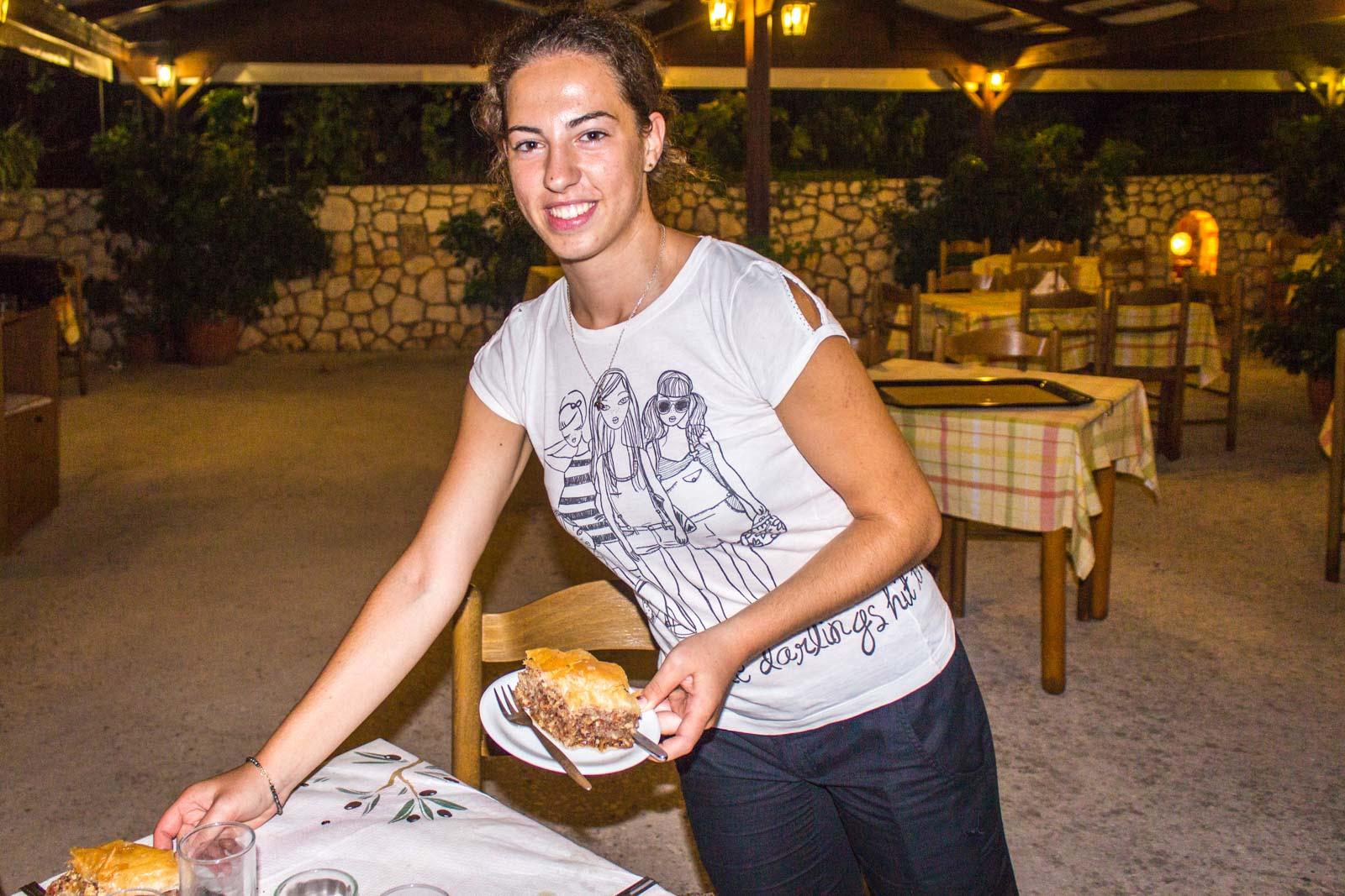 Cheap best food on Greek Ionian islands: A secret family taverna