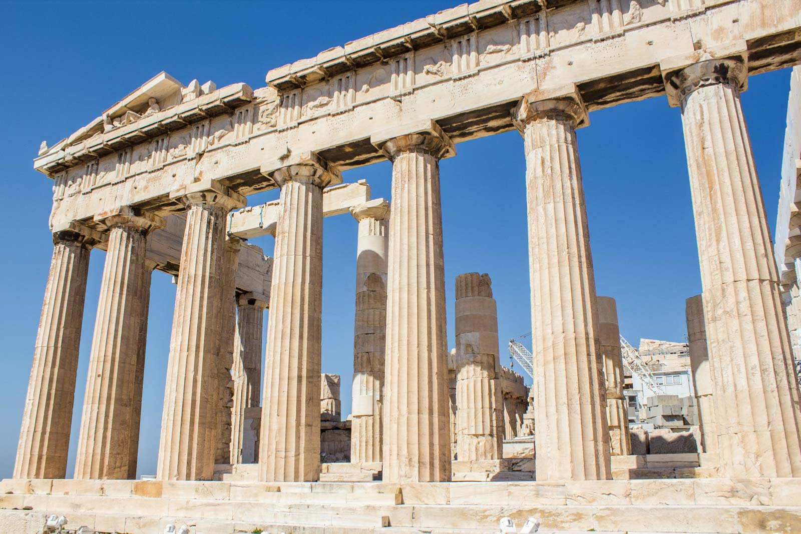 How to visit the Acropolis, Athens, Greece
