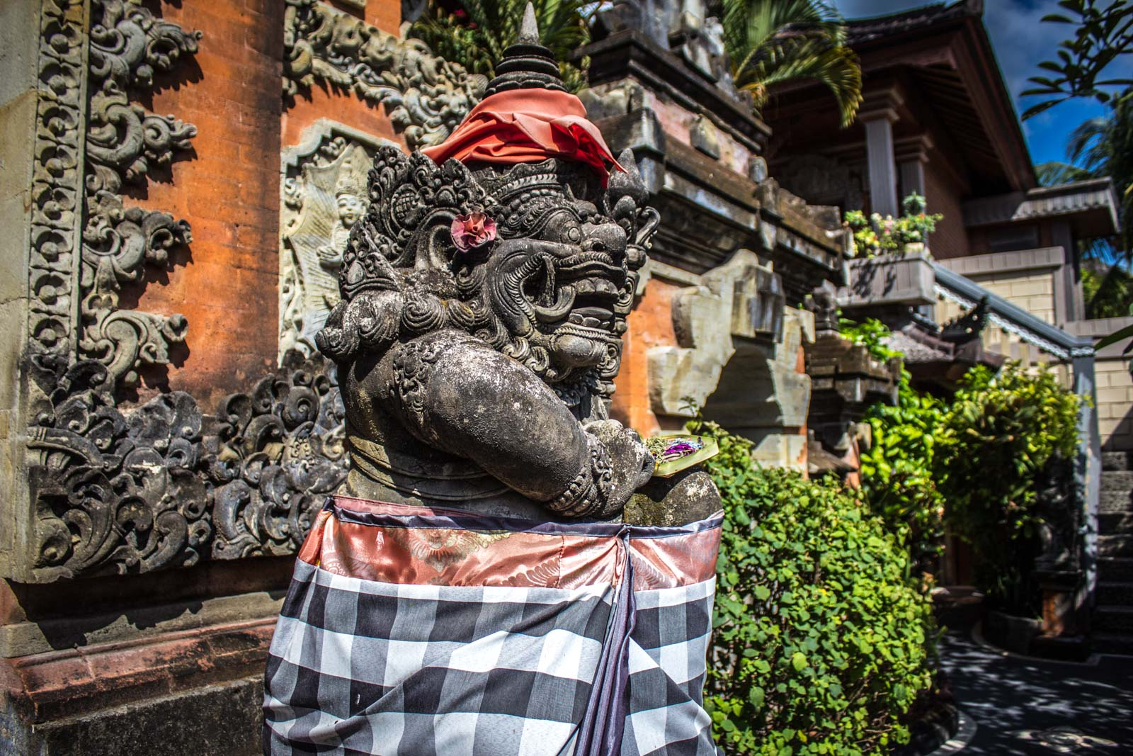 bali, indonesia, good, evil, development, commerical, traffic, spirituality