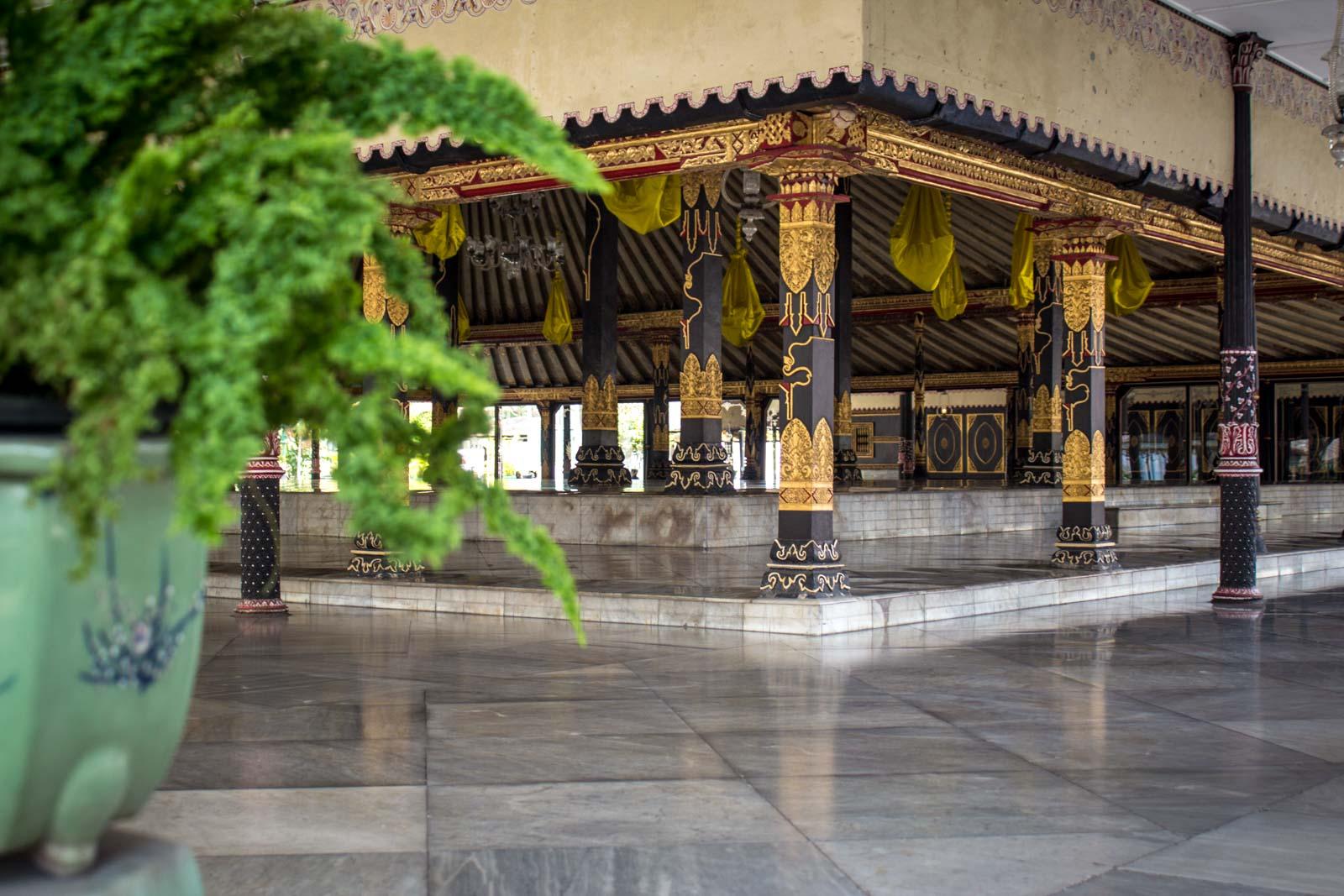 Keraton Kraton Sultan Palace, Yogyakarta, Indonesia