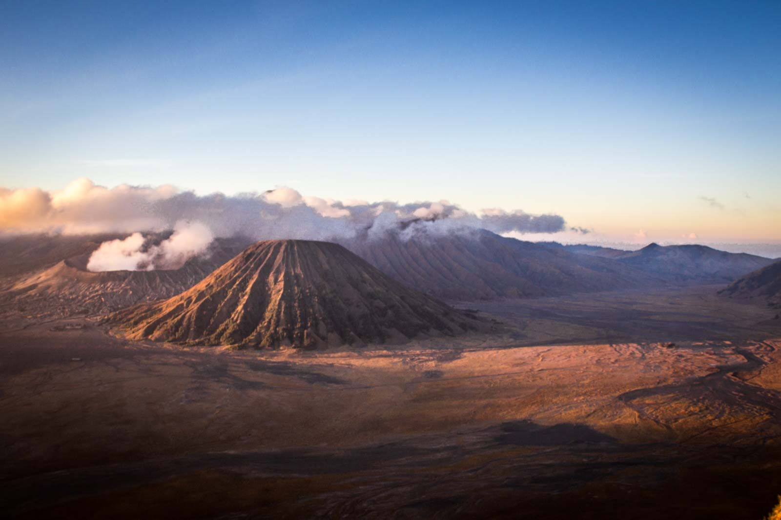 how to get to mount bromo