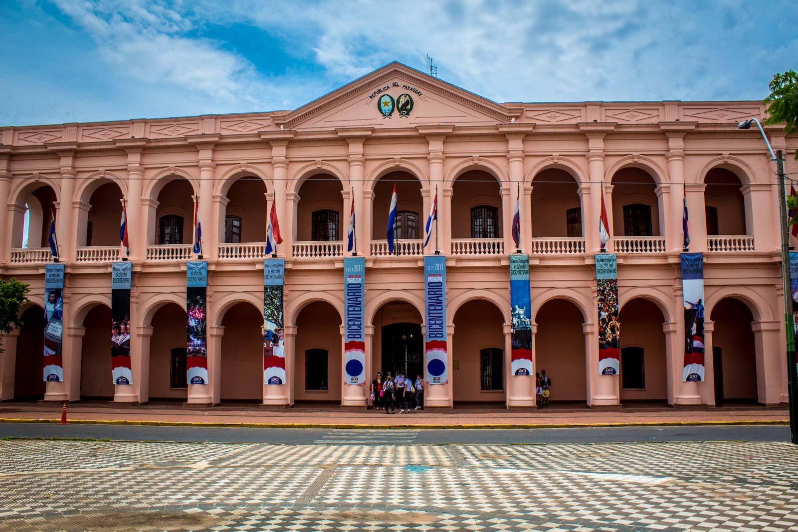 Photos of Asuncion, Paraguay