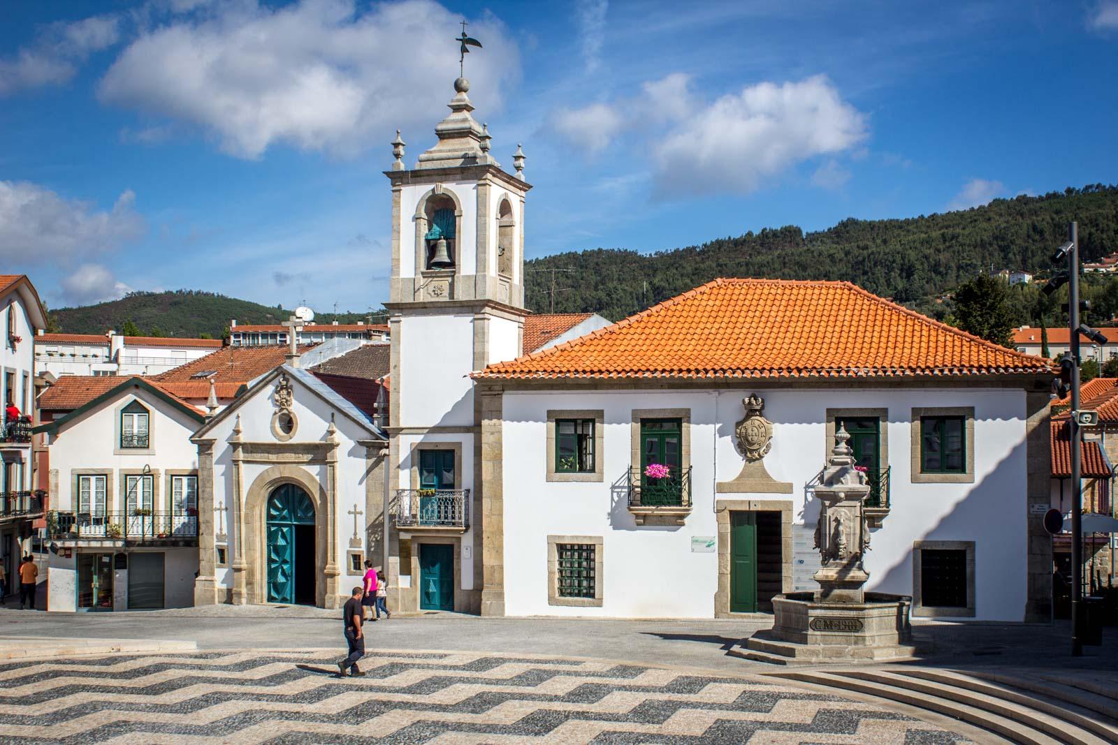 Sao Pedro Monastery, Arouca, Portugal