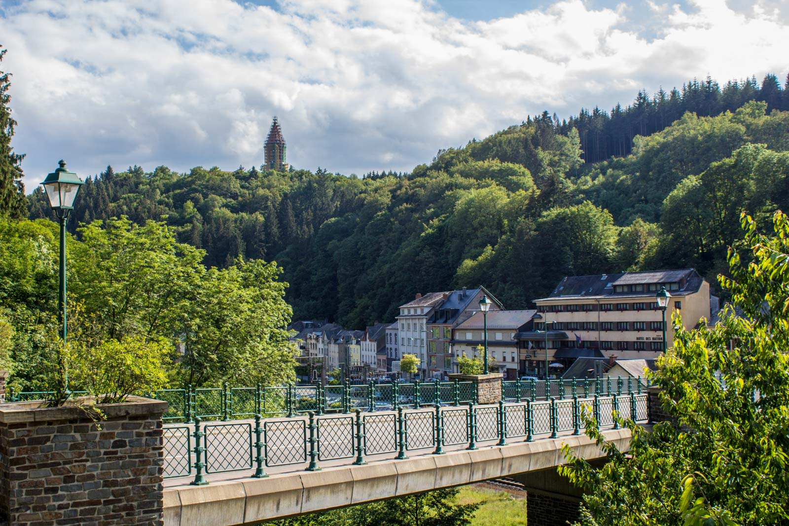 How to walk across Luxembourg