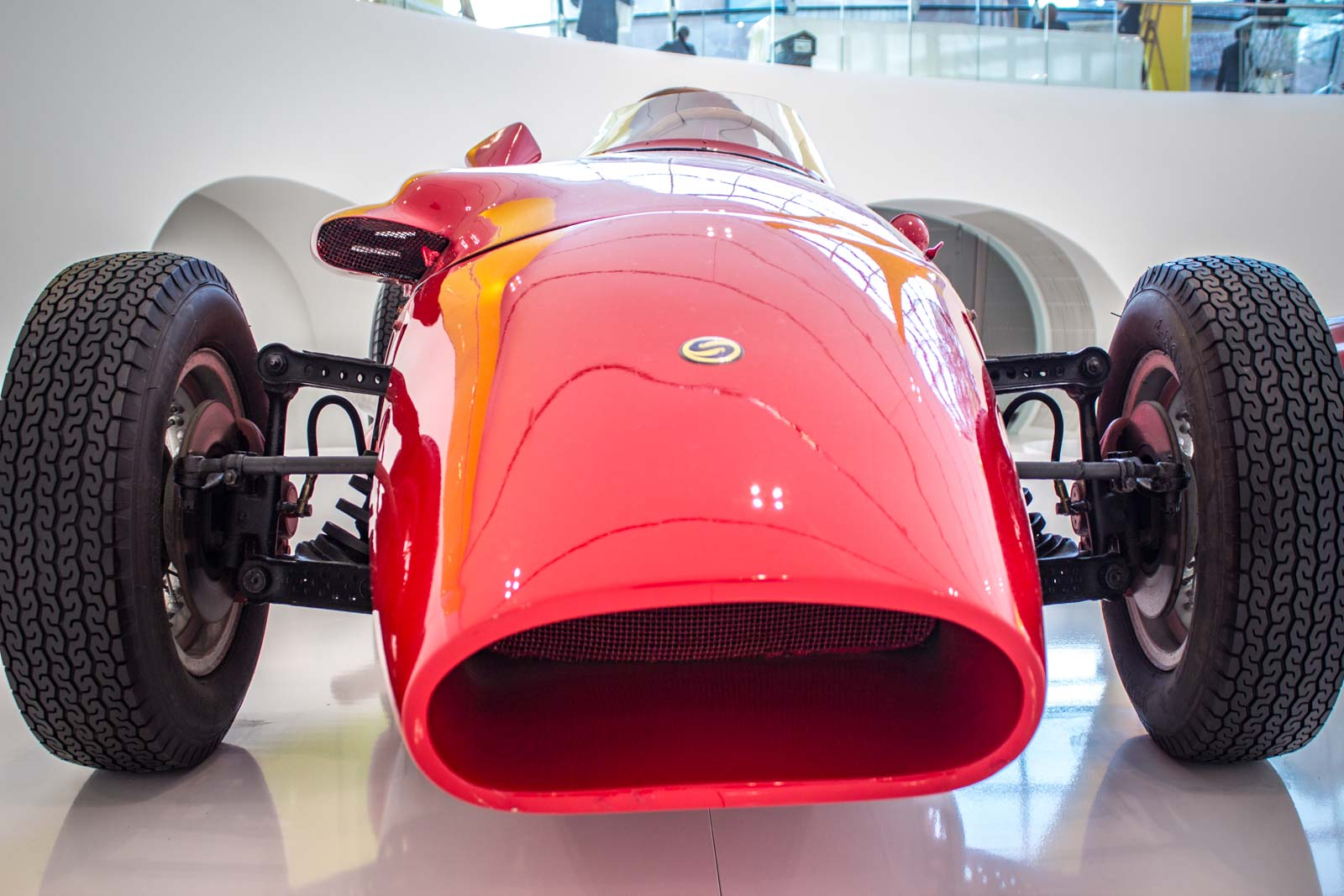 Museo Casa Enzo Ferrari, Modena, Italy