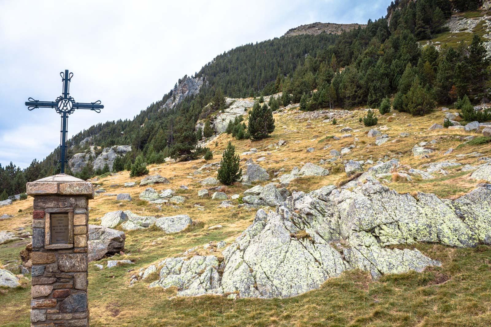 nuria valley, vall de nuria, pyrenees, catalonia, spain