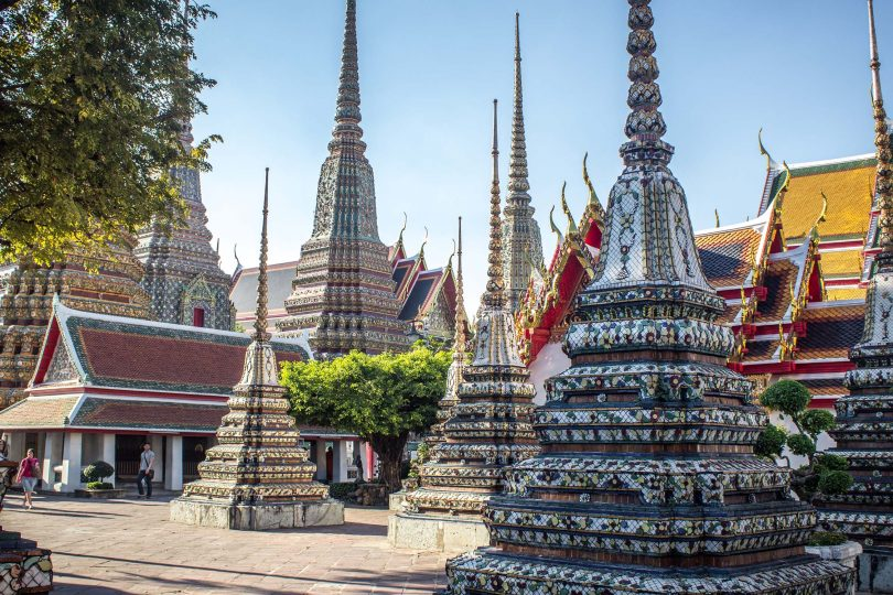If you visit one temple in Bangkok, make it this one!