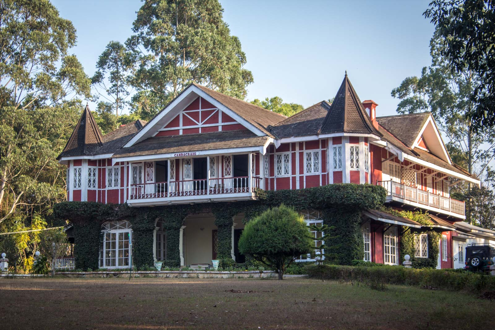 Pyin Oo Lwin, British Resort, Myanmar