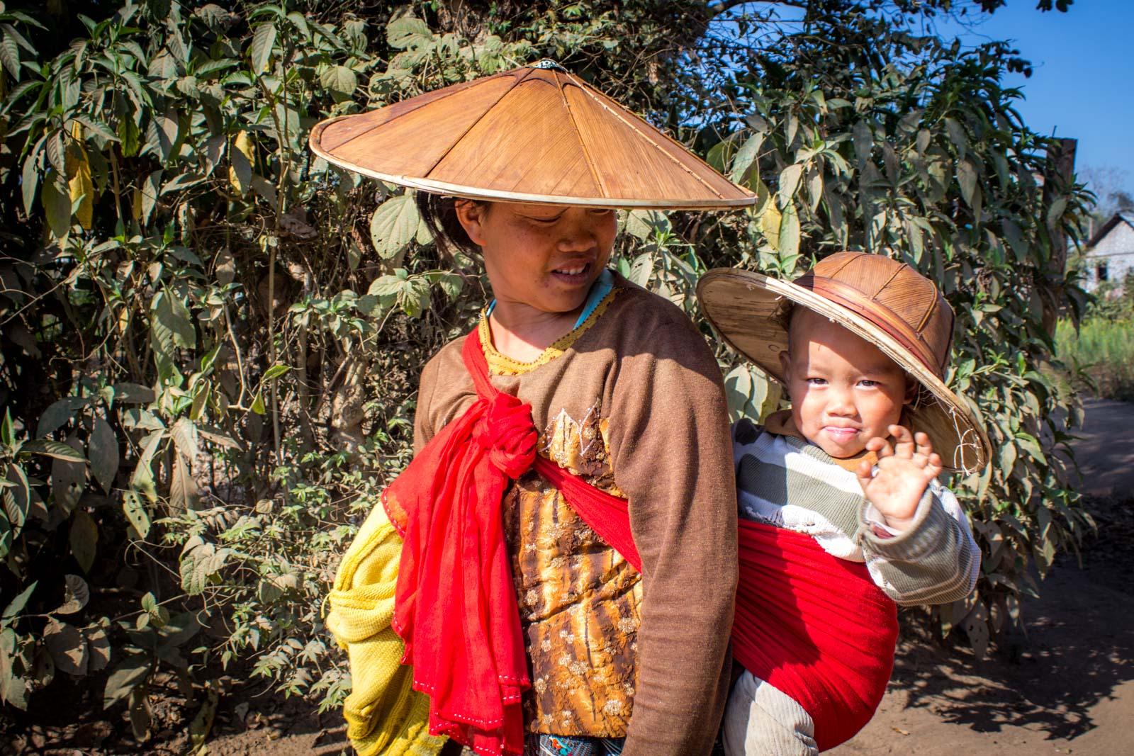 Trekking from Hsipaw, Shan State trekking, Myanmar