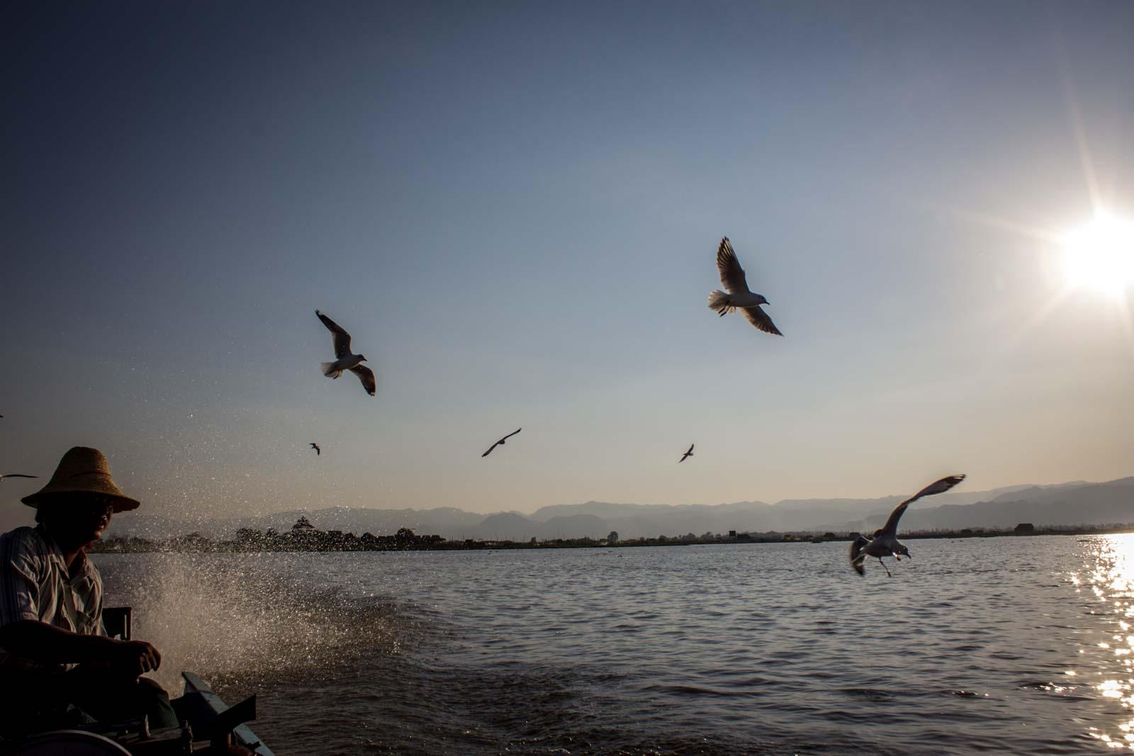 Inle Lake, Tourism in Myanmar
