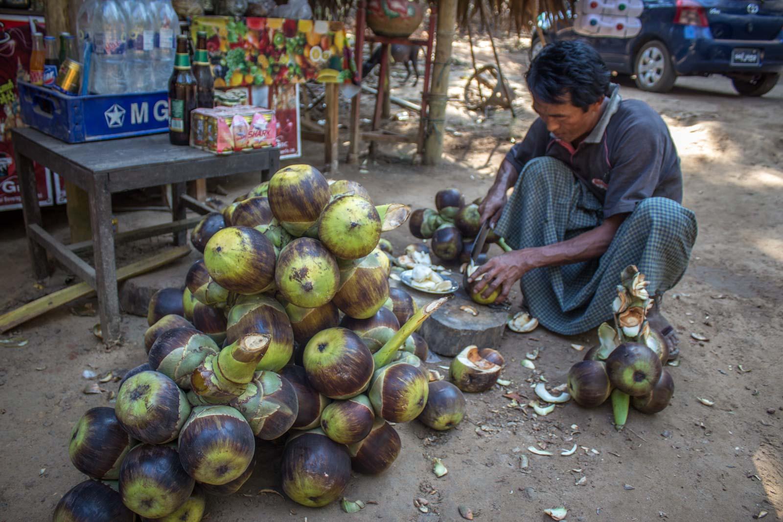 Things to see in Bago, Tour of Bago, Myanmar