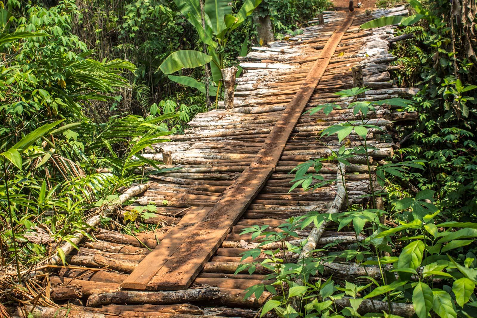chi phat, ecotourism, cambodia trekking