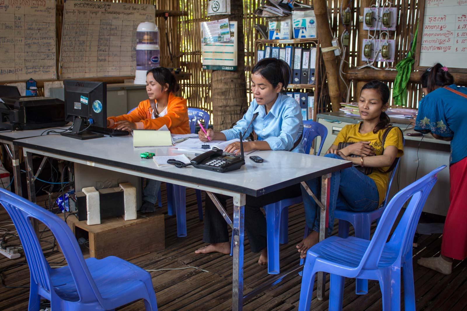 Chi Phat ecotourism, cambodia