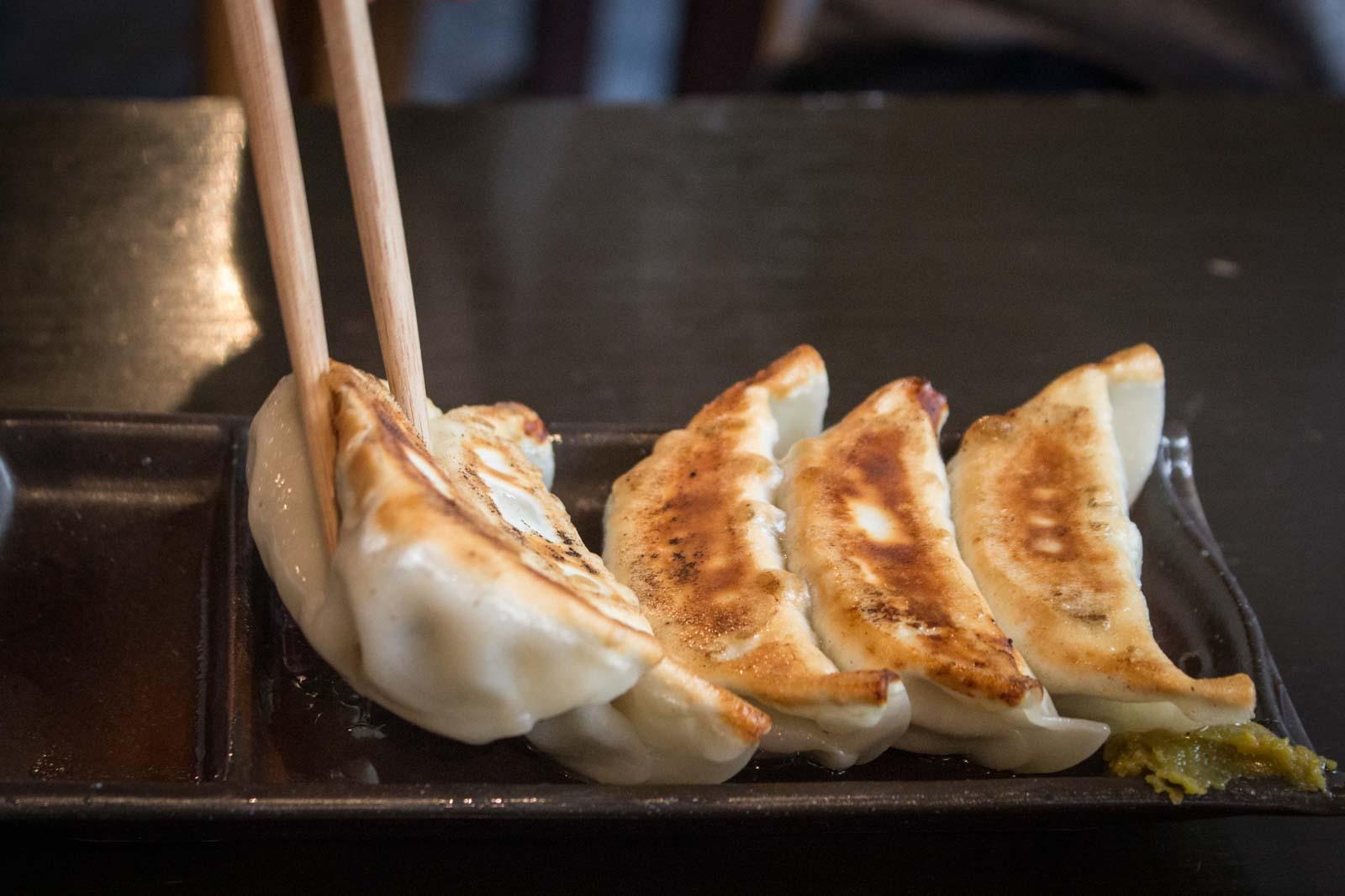 gyoza, japanese food, japanese dishes, asian dumplings