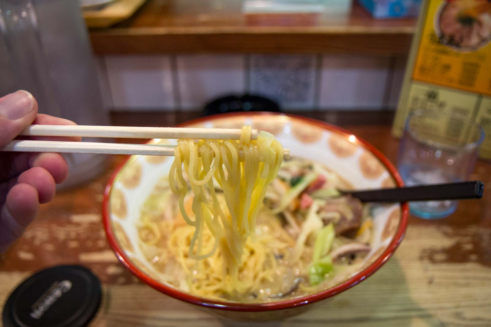 champon, noodles, japanese food, japanese dishes, mixed noodles, pork, seafood, vegetables