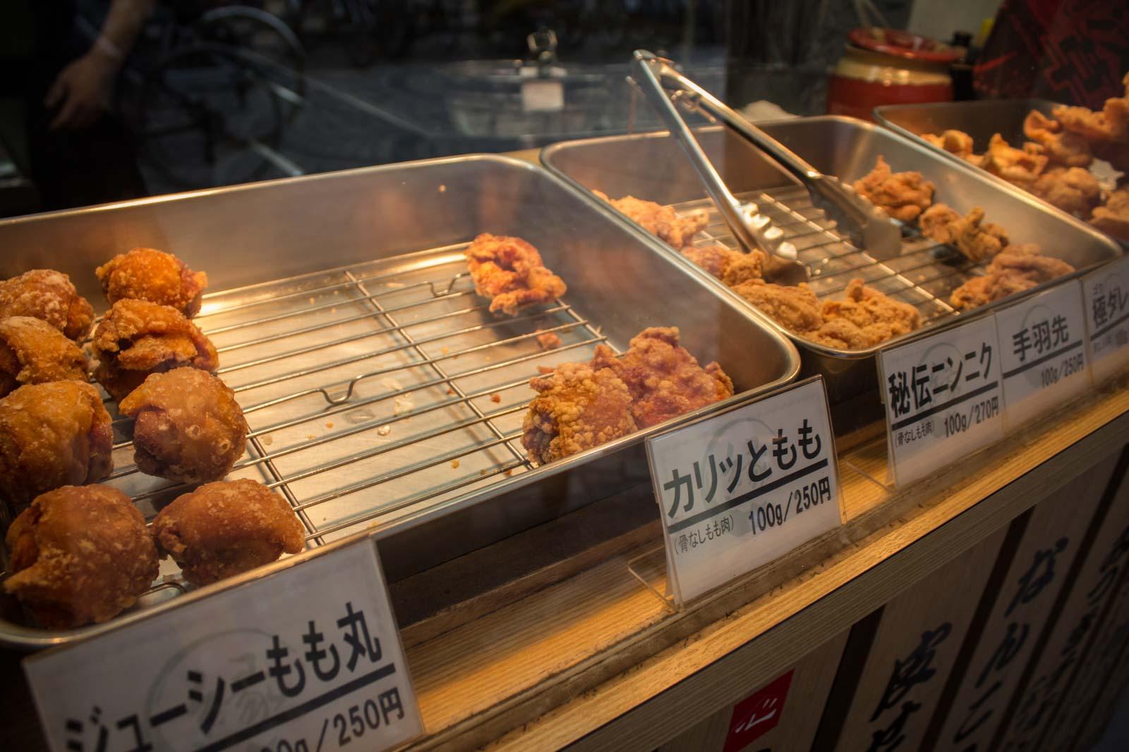 karaage, japanese food, japanese dishes, fried chicken in japan, fried japanese food