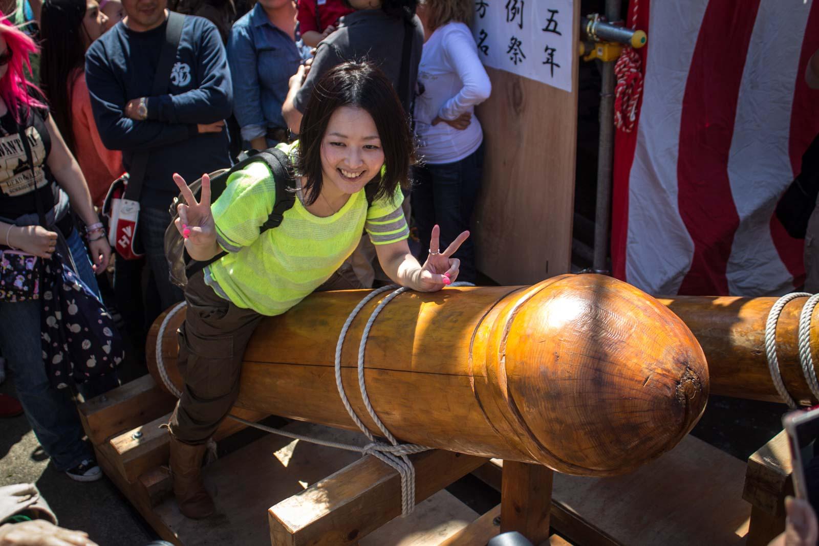 Penis festival, kawasaki, japan, kanamara matsuri, weird festivals
