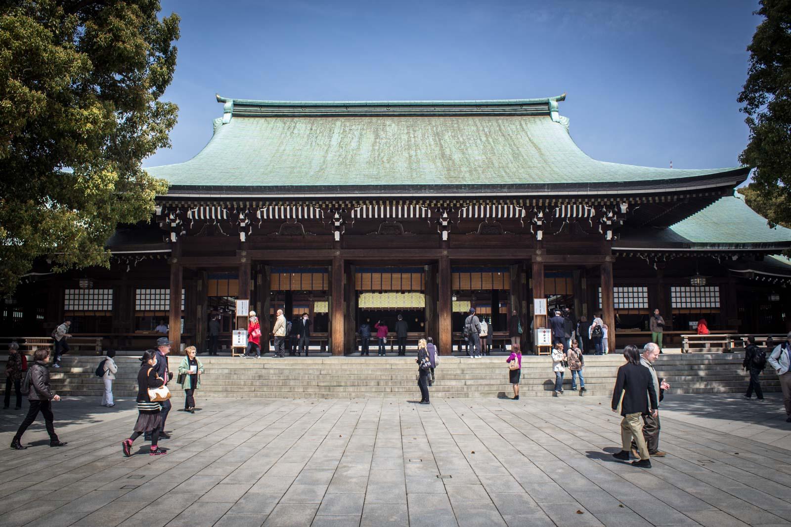 meiji shrine, meiji jingu, tokyo, emperor meiji, japan